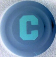 COMOCO DISC GOLF logo