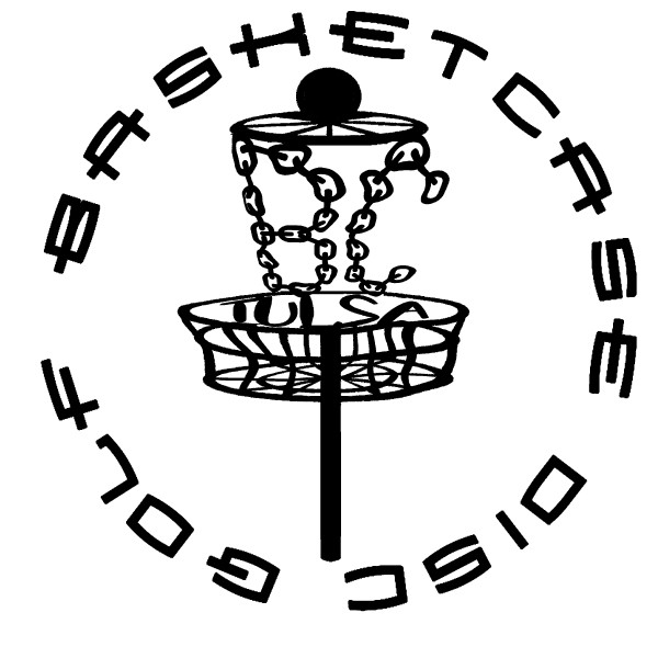 Basketcase Disc Golf logo