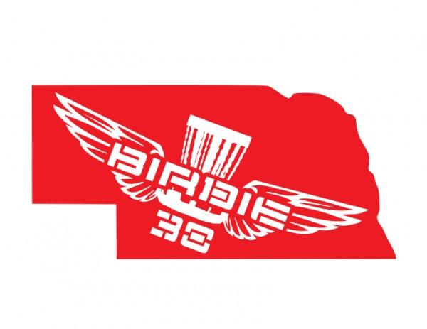 Birdie30 Disc Golf - Nebraska Panhandle logo
