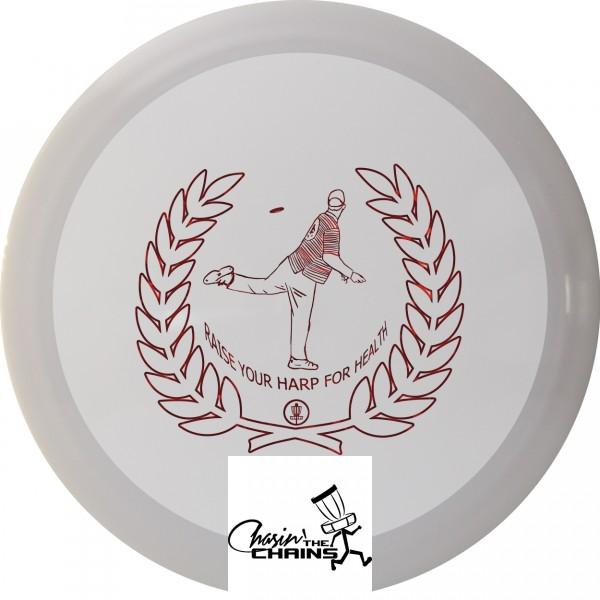 Skyzer (Rogue Valley Disc Golf Club logo