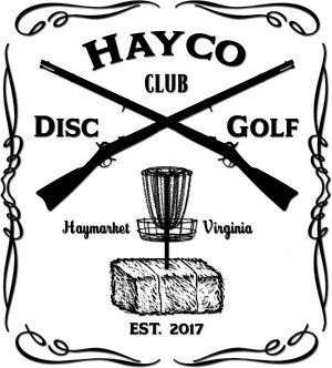 HAYCO Disc Golf Club logo