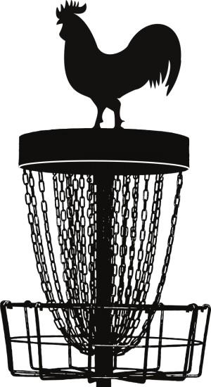 Gamecock Disc Golf Club logo