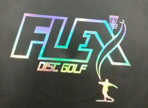 Flex Disc Golf logo