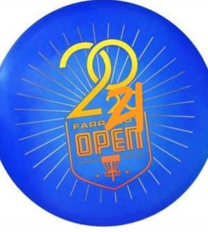 Flex Disc Golf logo