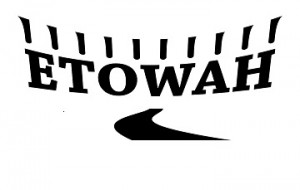Etowah Disc Golf logo