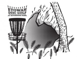 Etowah Disc Golf logo