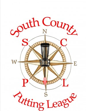 South County Putting League logo