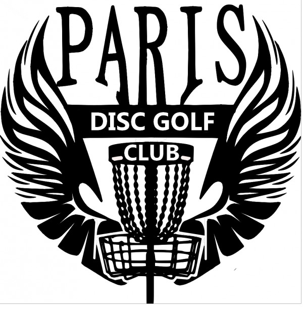 paris disc golf club logo
