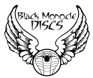 Black Monocle Discs logo