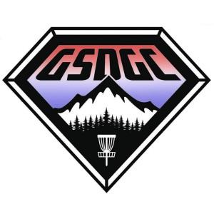 Gem State Disc Golf Club logo
