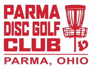 PDGC Parma Disc golf club logo