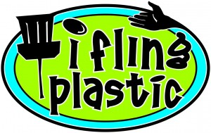 I Fling Plastic logo