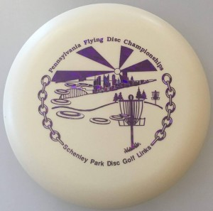 Pittsburgh Flying Disc logo