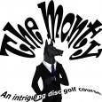 Middle Georgia Disc Golf League logo