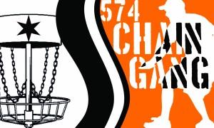 574 Chain Gang logo
