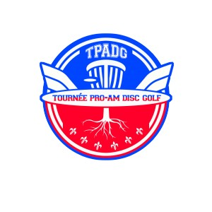 Tournee Pro-Am Disc Golf logo