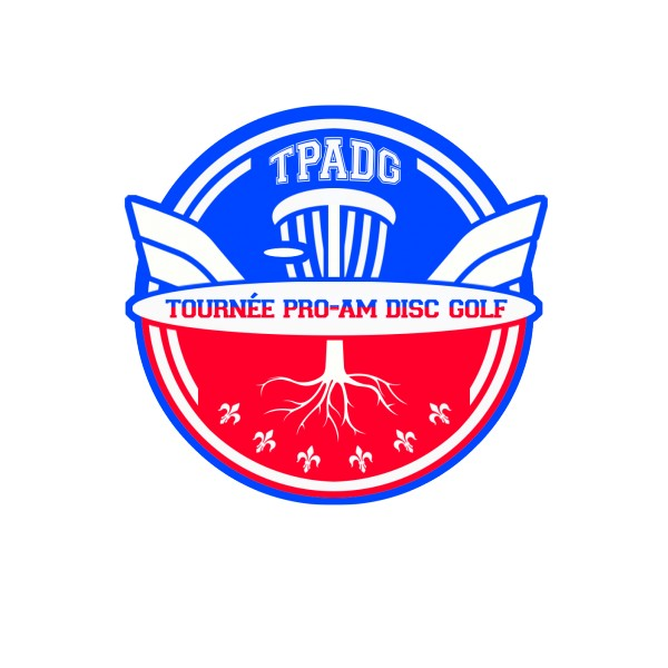 Tournee Pro-Am Disc Golf logo