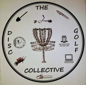 The Disc Golf Collective logo