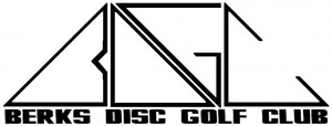 Berks Disc Golf Club logo