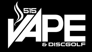 515VapeandDiscgolf logo