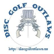 Disc Golf Outlaws logo