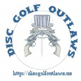 Disc Golf Outlaws logo