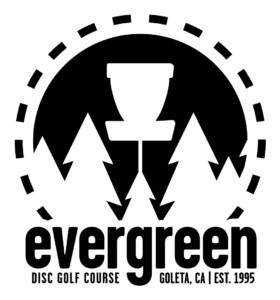 Evergreen Disc Golf Club logo