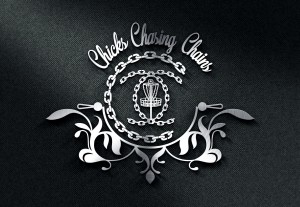 Chicks Chasing Chains logo