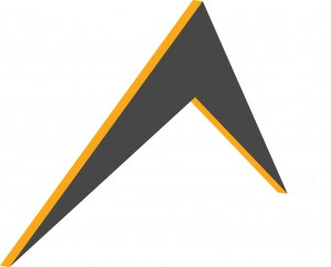 Ascend Disc Golf logo