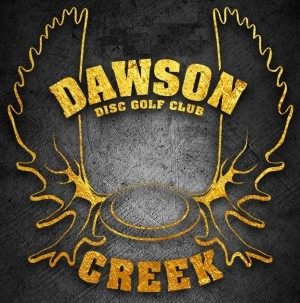 Dawson Creek Disc Golf Club logo