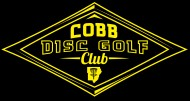 Cobb Disc Golf Club logo