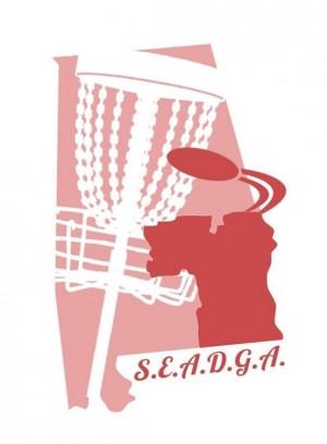 Southeast Alabama Disc Golf Association logo