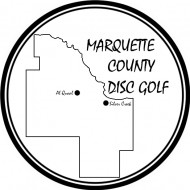 Marquette County Disc Golf logo