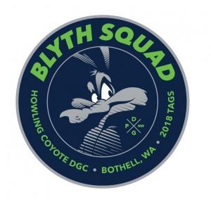 Blyth Squad logo