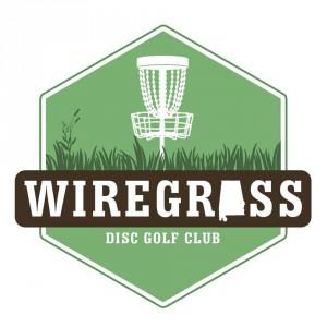 Wiregrass Disc Golf Club logo