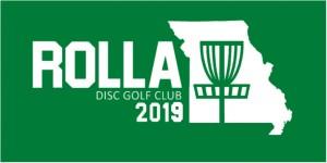 Rolla Disc Golf Club logo