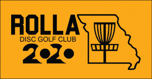 Rolla Disc Golf Club logo