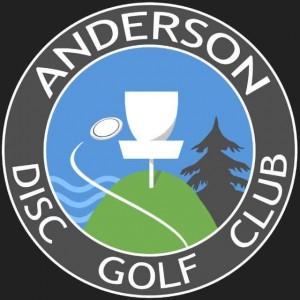 Anderson Disc Golf Club logo