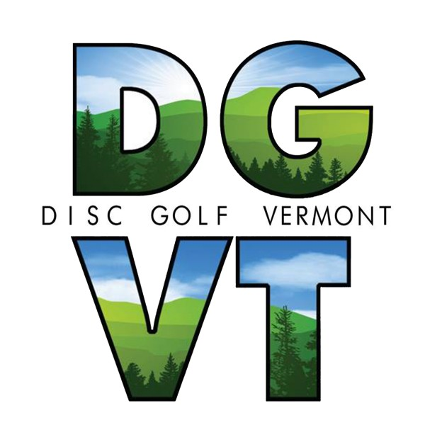 Disc Golf Vermont logo