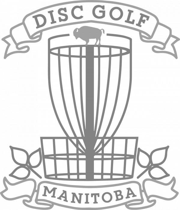 Disc Golf Manitoba logo