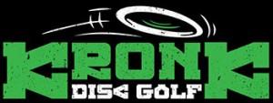 Kronk Disc Golf logo