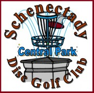 Schenectady Disc Golf Club logo