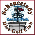 Schenectady Disc Golf Club logo