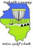 Dekalb County Disc Golf Club logo
