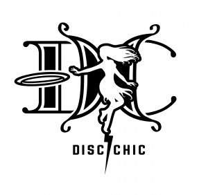 Disc Chics logo