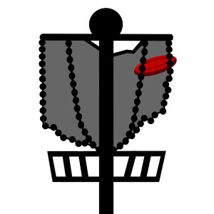 Youngstown Disc Golf Club logo