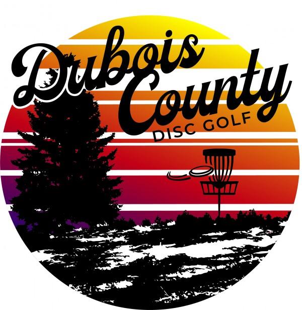 Dubois County Disc Golf Club logo