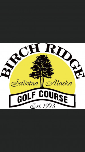 Kenai Eagle Disc Golf Club logo