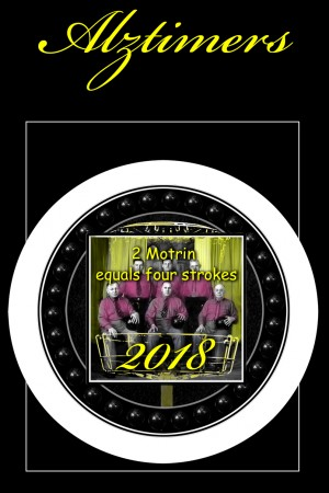 Alztimers 2018 logo