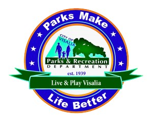 Visalia Parks and Recreation logo